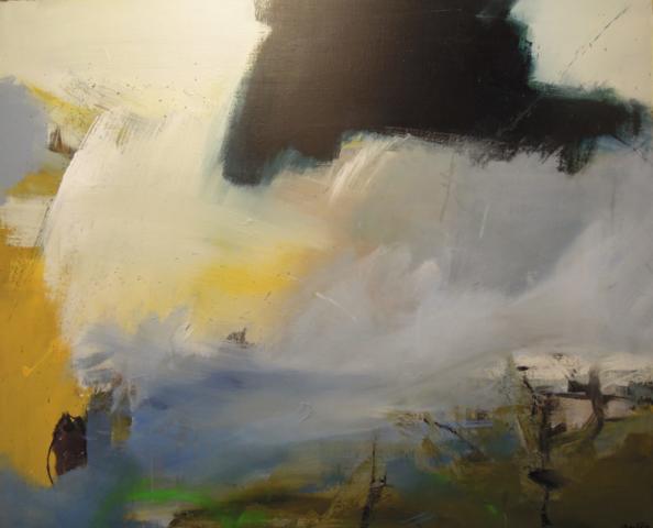 16. 110x80 - Olja på duk av Jan Ed