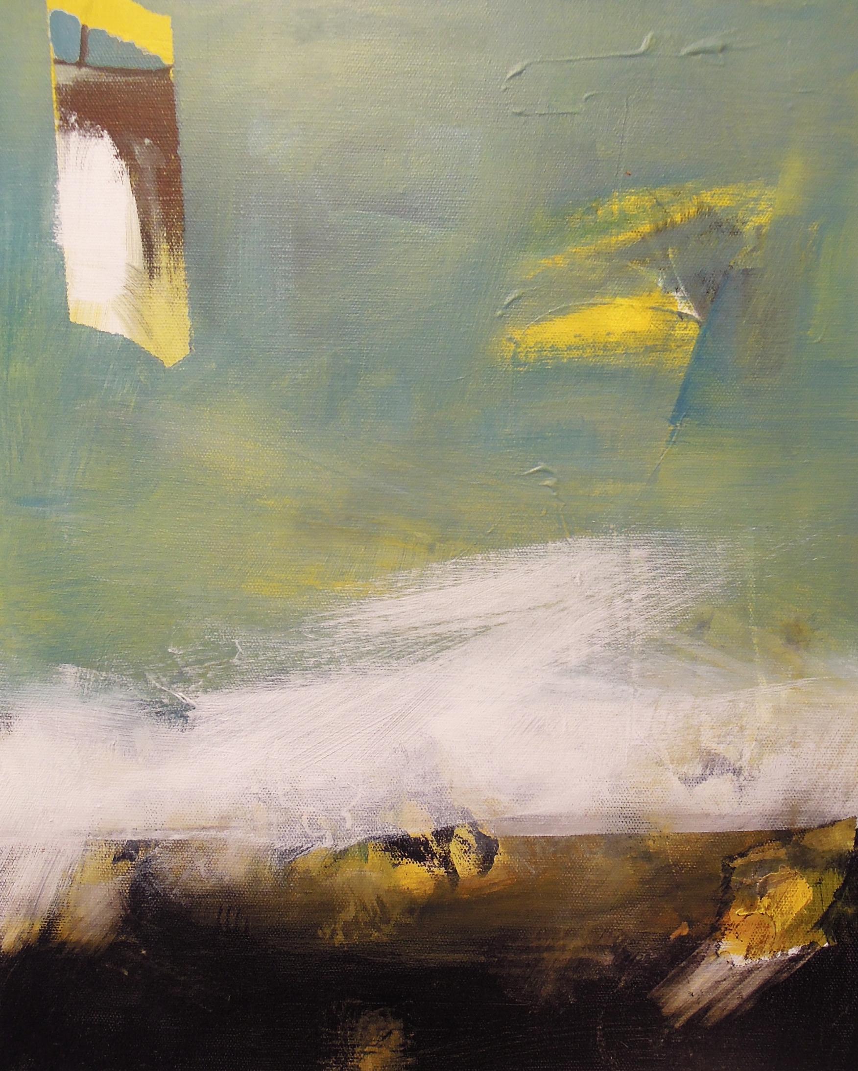 10. 37x46 - Olja på duk av Jan Ed