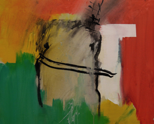 20. 45x37 - Olja på duk av Jan Ed